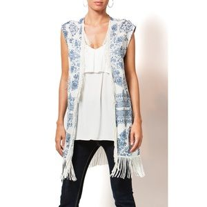 O'Neill Fringe Kimono